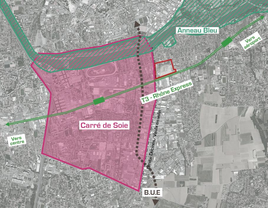 ÉTUDE ARCHITECTE CONSEIL –  DÉCINES-CHARPIEU