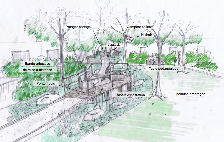 concours logements zac du bourg laurentinois saint laurent de mure. Black Bedroom Furniture Sets. Home Design Ideas